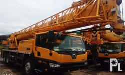 Item: Mobile Crane 25tons XCMG QY25K-II Engine: Weichai