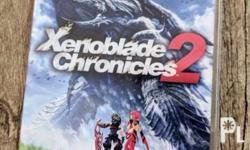 Xenoblade Chrnonicles 2 Slightly used Meetups in Rizal