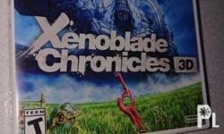 Selling Xenoblade Chronicles 3D Once lang ginamit Mura