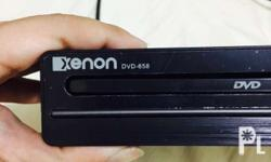 Xenon DVD-658 DVD Player Very good condition Seldom