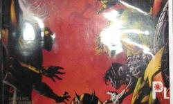 X-men Original Sin Part III of V Wolverine Origins