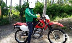 xr250r 2006 model,complete or/cr very good