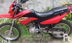 XR 125 Rush sale No issue Complete papers Or Cr