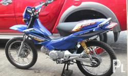 Kondisyon: Gamit na 4 SALE XRM110 GOOD RUNNING