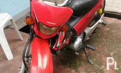 Honda xrm 110 japan Running conditiin Complete or and