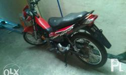 Honda rs 125 2015 model 2016 acquired Stock engine