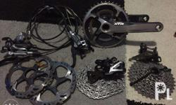 "XTR Groupset Selling as Groupset ""Wala po Muna Part"