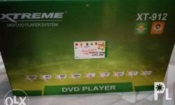 Selling Xtreme DVD player * Never been used (good as