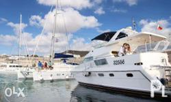 Specification Luna 55 Name of yacht Luna di� Miele