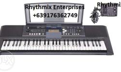 Brand New Authentic Yamaha & Casio Keyboards Starts AT