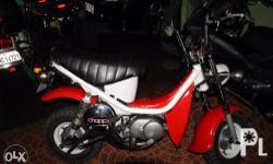 Yamaha Chappy 80cc Good Condition All lights work