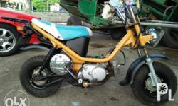 very negotiable.. 80cc po makinis pa naman may papel po