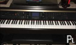 YAMAHA CLAVINOVA CVP-301 bought from USA! Very new
