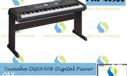 - Yamaha DGX-650 Digital Piano1 - Owner�s Manual1 -