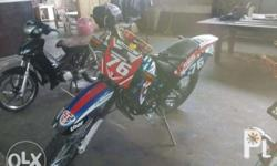 Good unit yamaha DT125