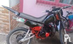 Dt 125 model 99.issue hindi naka rehestro good running
