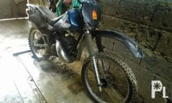 yamaha dt 125,running,with or/cr price 28k..