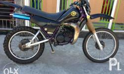 Yamaha DT 125 Y3 model 1998 Good Running Condition Used