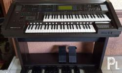 Yamaha Electone dual layer organ el90 For sale Newly