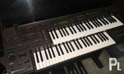 - yamaha electone el37 - dual layer organ - in good