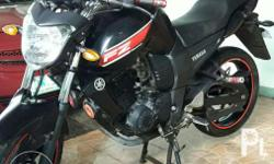 For sale YAMAHA FZ150 model 2014. Complete Documents..