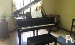 well maintaned . baby grand piano. . yamaha