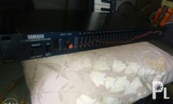 Yamaha graphic equalizer gq1031bll from japan by louisse for