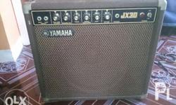 For sale: Yamaha JX30 Guitar Amplifier With superb