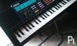 Yamaha keyboard PSS-26 25 x 10 inches. Bought from duty
