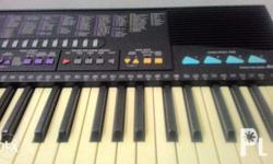 For Sale P7500 Yamaha PSR310 no issue with original