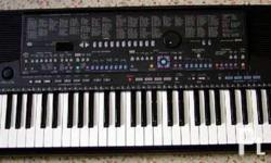 Deskripsiyon Yamaha PSR-510 Specifications Type: