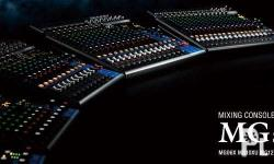Brand New Yamaha Audio Mixers MG Series Authorized