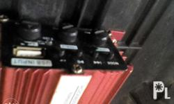 Motorcycle amplifier for sale 1000 watts, no issue