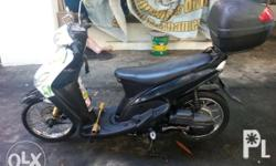 yamaha mio 2009 registered till oct very good running