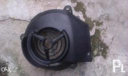 Yamaha Mio Fan Cover Still in good condition. Location: