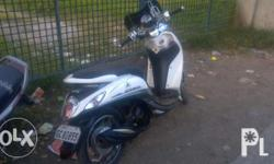 2015 model yamaha mio fino i 18k odo Negotiable