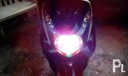 Yamaha mio soul 2011 Stock engine 16k odo LED Lights