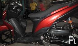 Yamaha mio soul i 115 2nd hand Good running condition
