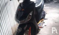 Yamaha Mio Sporty 2011 New Accessories Good Running