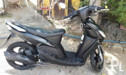 Selling my mio sporty 2013 model.good condition.reason