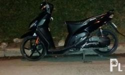 1st owner 2 keys and manuals Yamaha mio sporty 2014