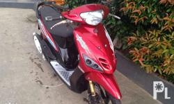 Yamaha mio sporty 2008 Complete original papers or/cr.
