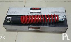 Yamaha Nmax KAYABA ZE-TUNED Soft Shocks