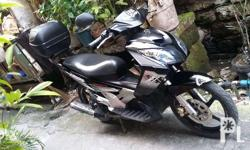 yamaha nouvo z 2012 model all stock kalkal pipe issue: