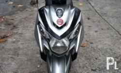 For sale Yamaha nouvo z thailand look. 2008 2009 model