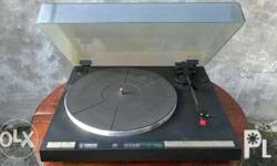 BRAND: yamaha MODEL: p-700 REMARKS: direct drive, fully