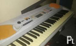 Yamaha keyboard orig pm or text for faster transactions