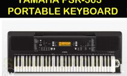 Touch-responsive keyboard with 48-note polyphony 574