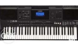 Yamaha PSR-E453 Keyboard with Double Heavy duty