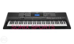 Yamaha PSREW400 76-Key Portable Keyboard with Power